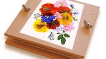 A Flower Press